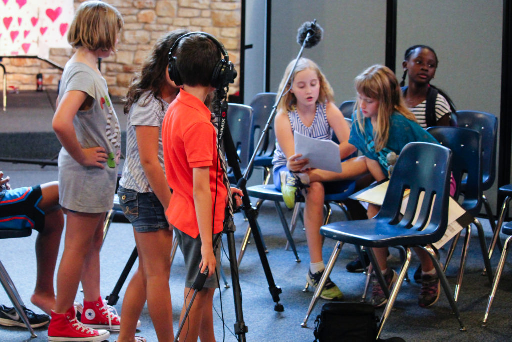 Movie Magic @ Eden Park Academy | Austin | Texas | United States