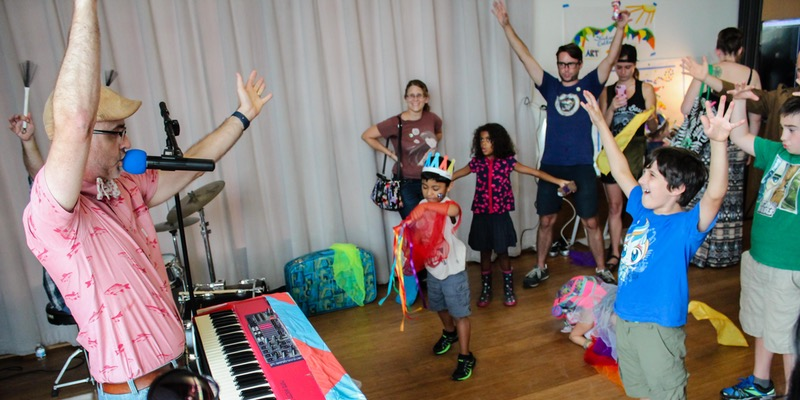 Growin' and Groovin' (ages 4/5) Parent/Child Dance: Bodies in Motion @ Center for Creative Action | Austin | Texas | United States
