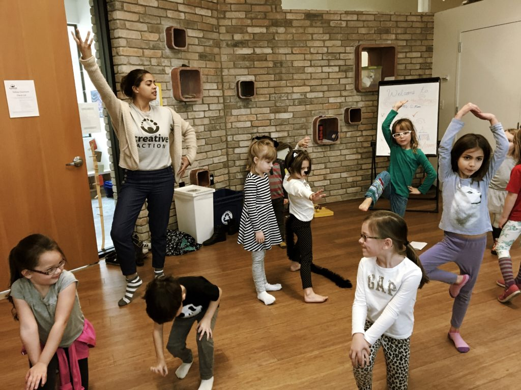 Growin' and Groovin' Parent/Child Dance (Ages 3-5) @ Center for Creative Action | Austin | Texas | United States