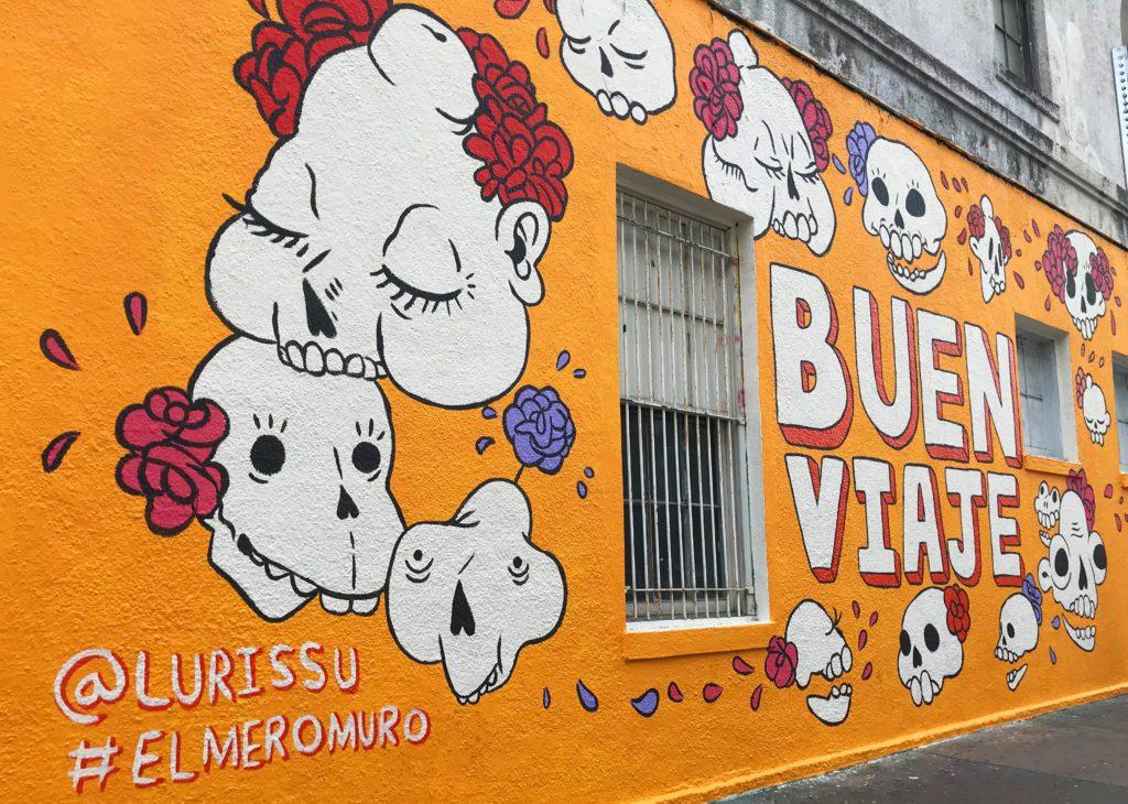 Mexic-Arte Museum mural
