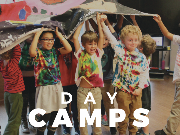 Creative Action Day Camps
