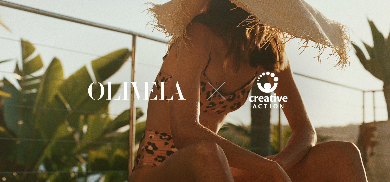 Creative Action X Olivela Partnership