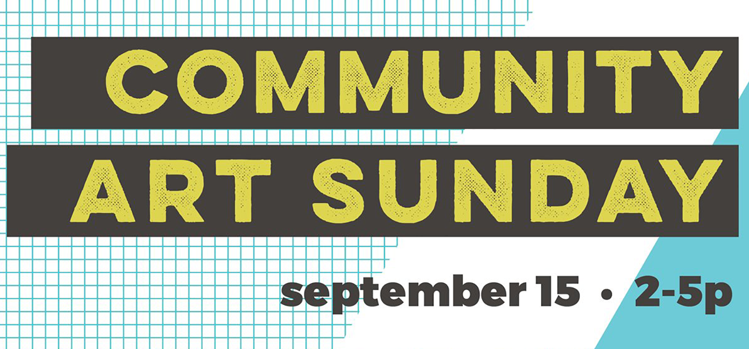 Community Art Sunday