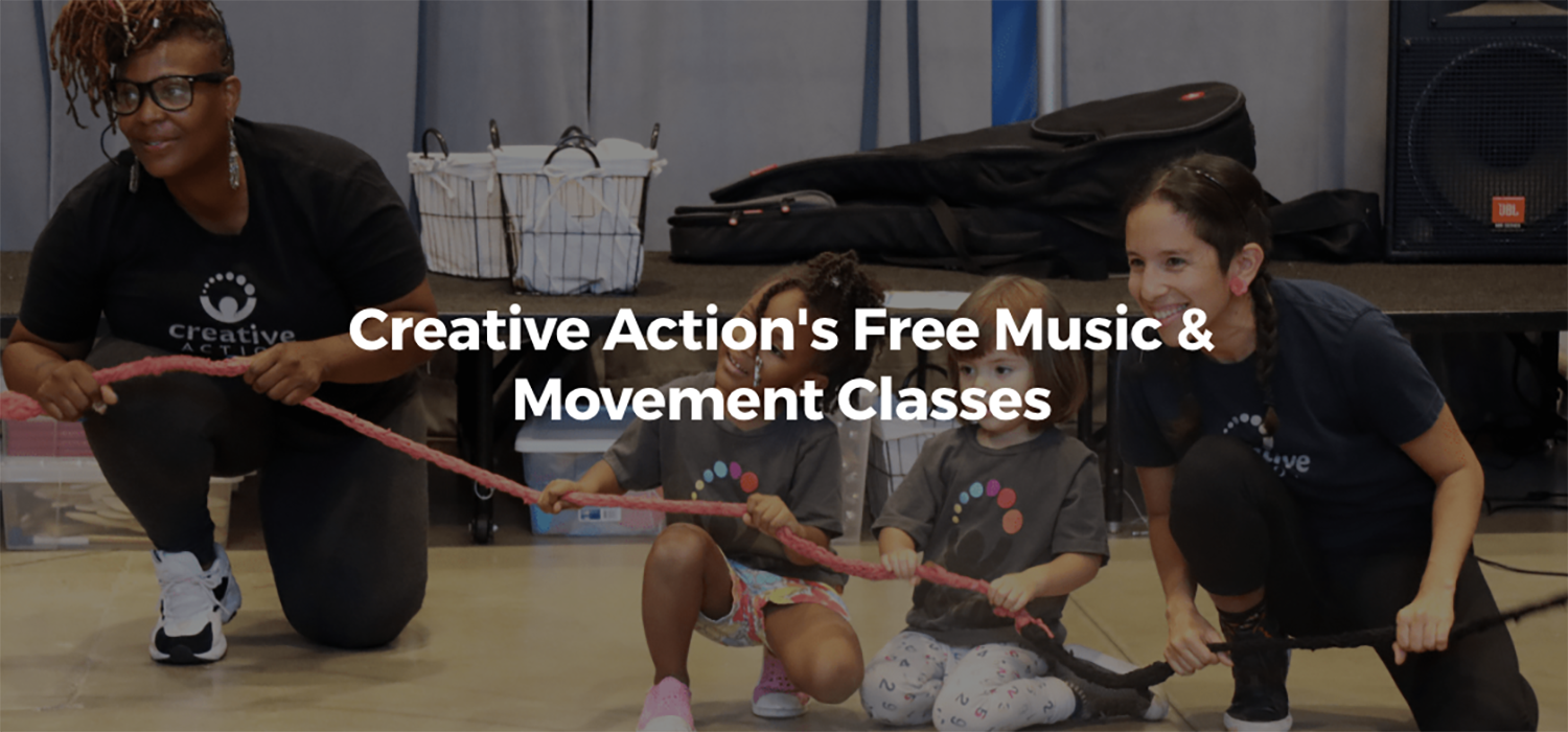 Free Music And Movement Classes