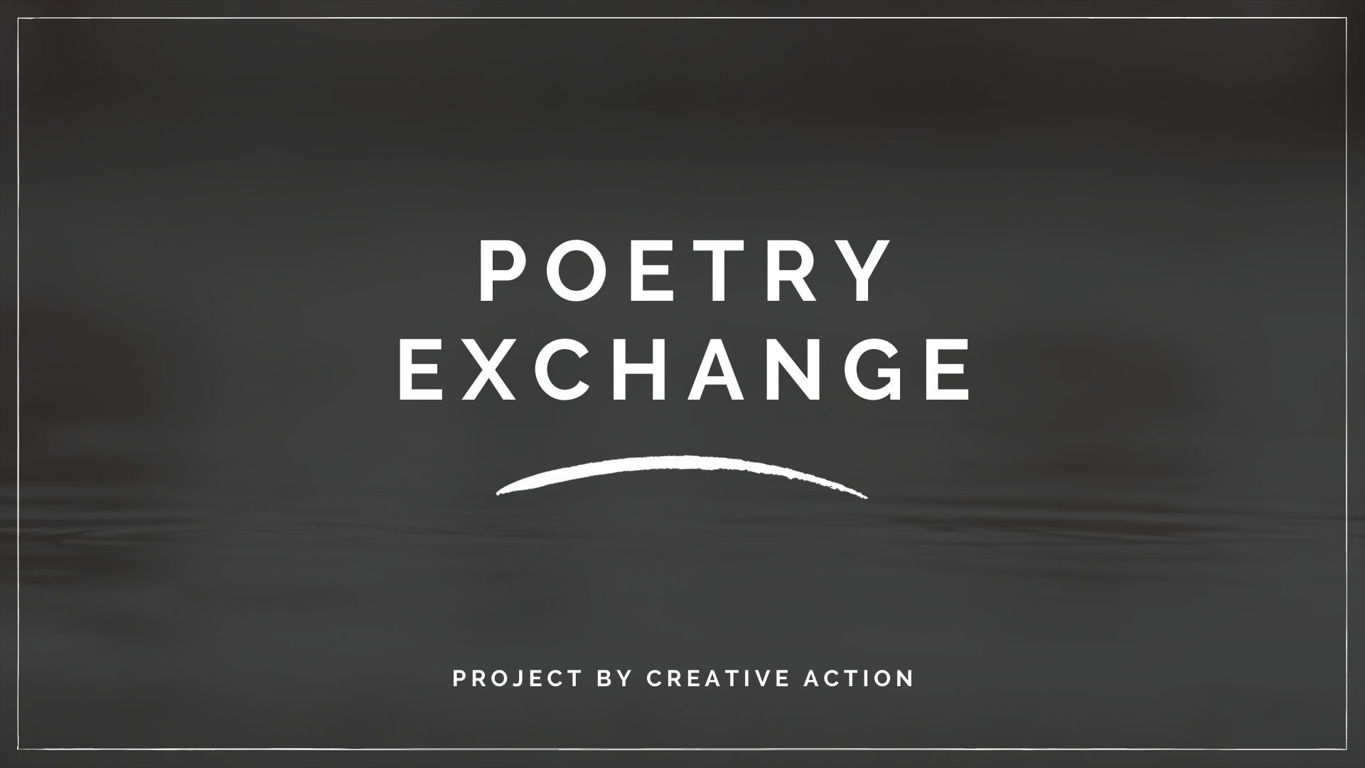 Poetry Exchange Project