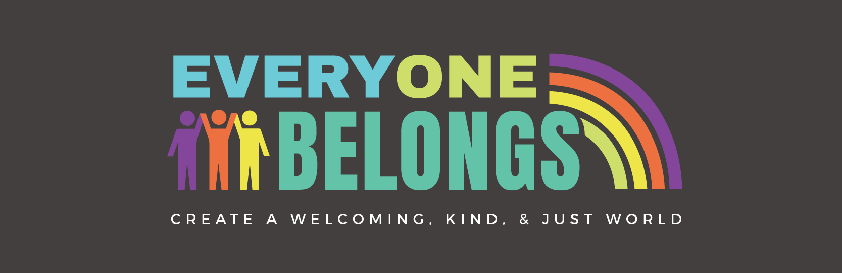 Everyone Belongs landing page header image