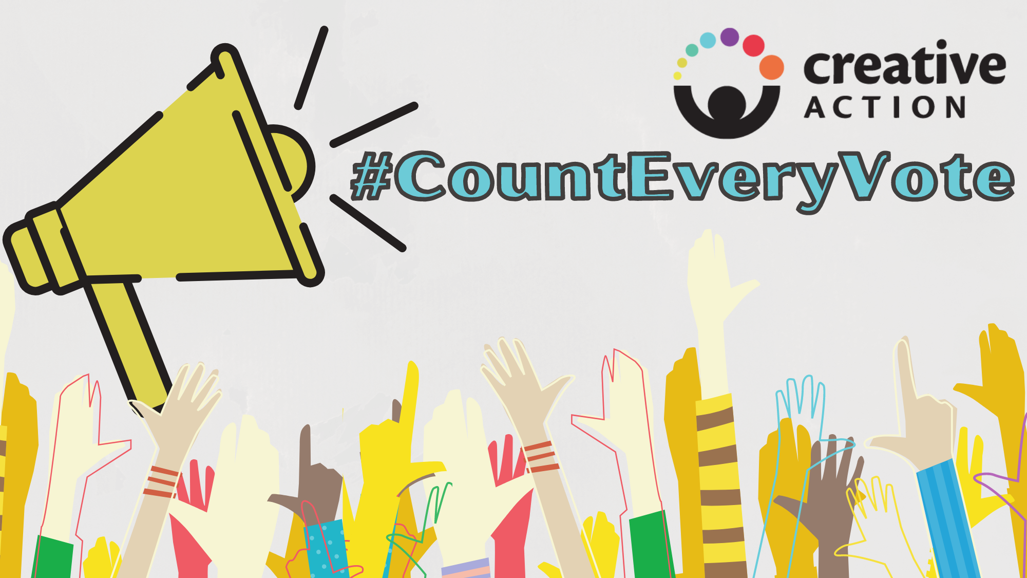 #CountEveryVote Kid's Discussion