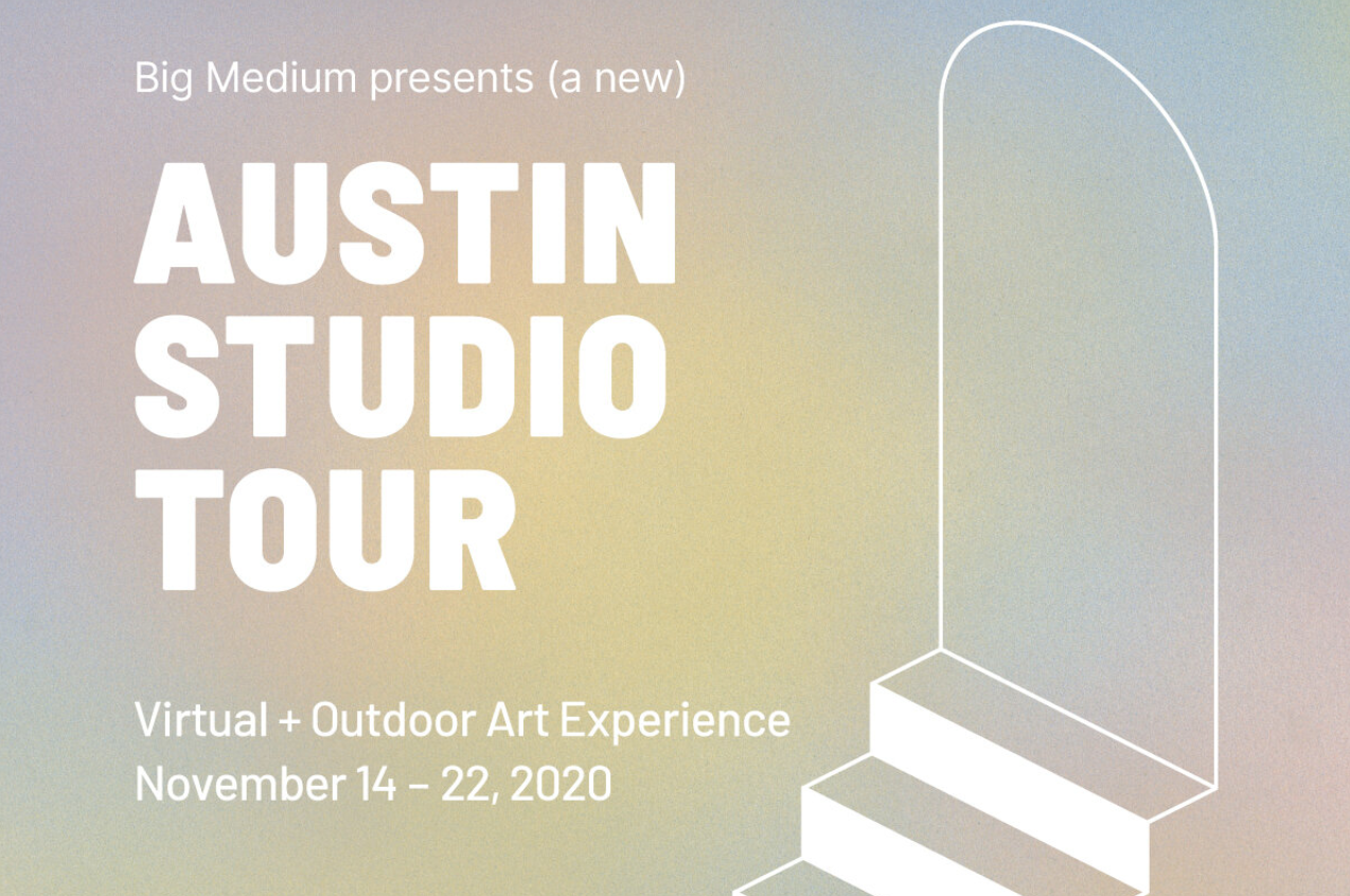 Austin Studio Tour 2020 Graphic