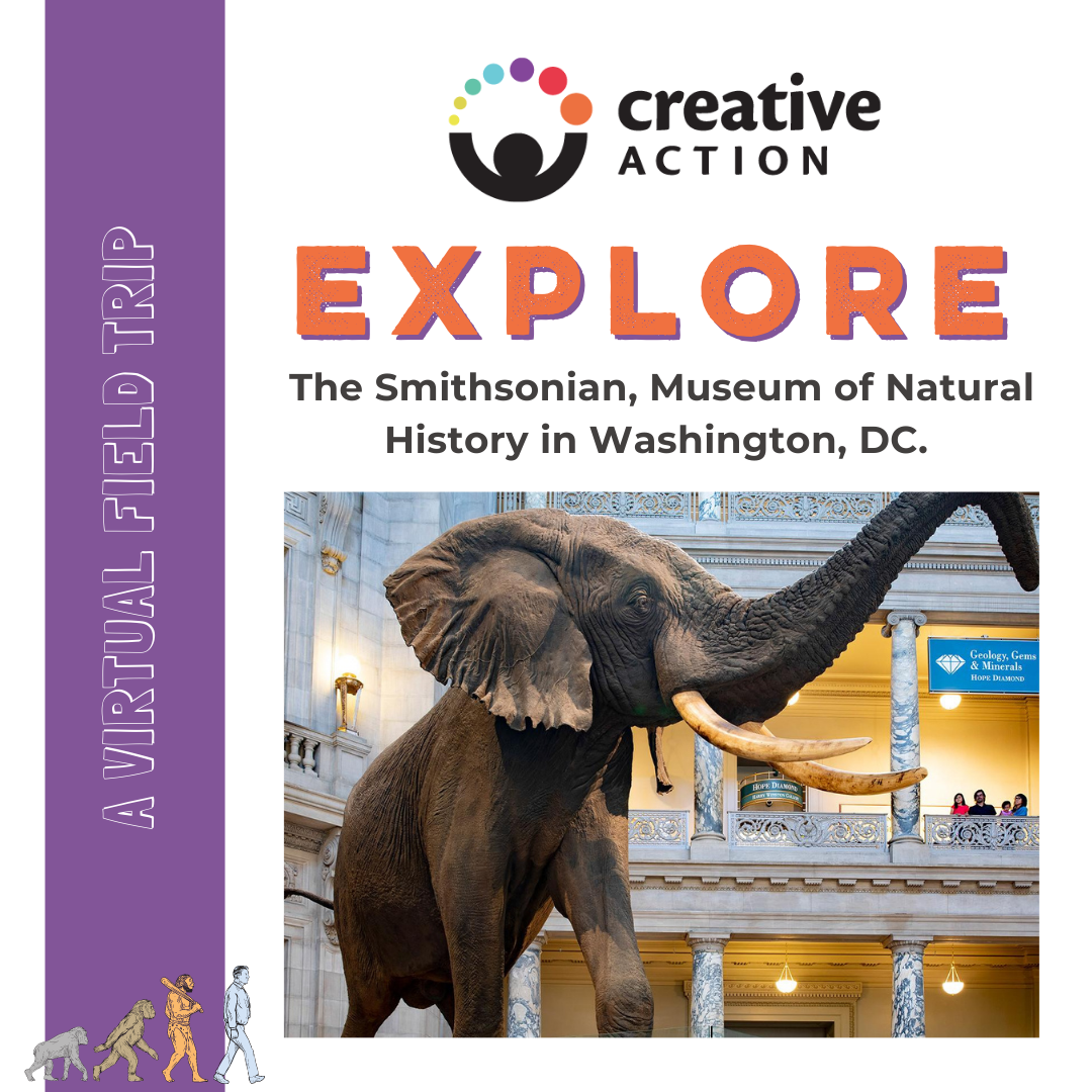 A Virtual Field Trip to the Smithsonian
